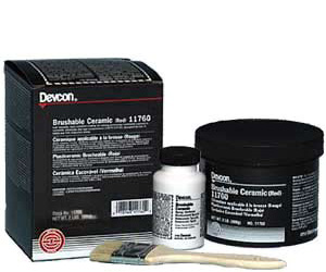 Devcon Brushable Ceramic Epoxy Buy Devcon Brushable