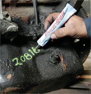 Markal Dura-Ball Paint Tube Marker